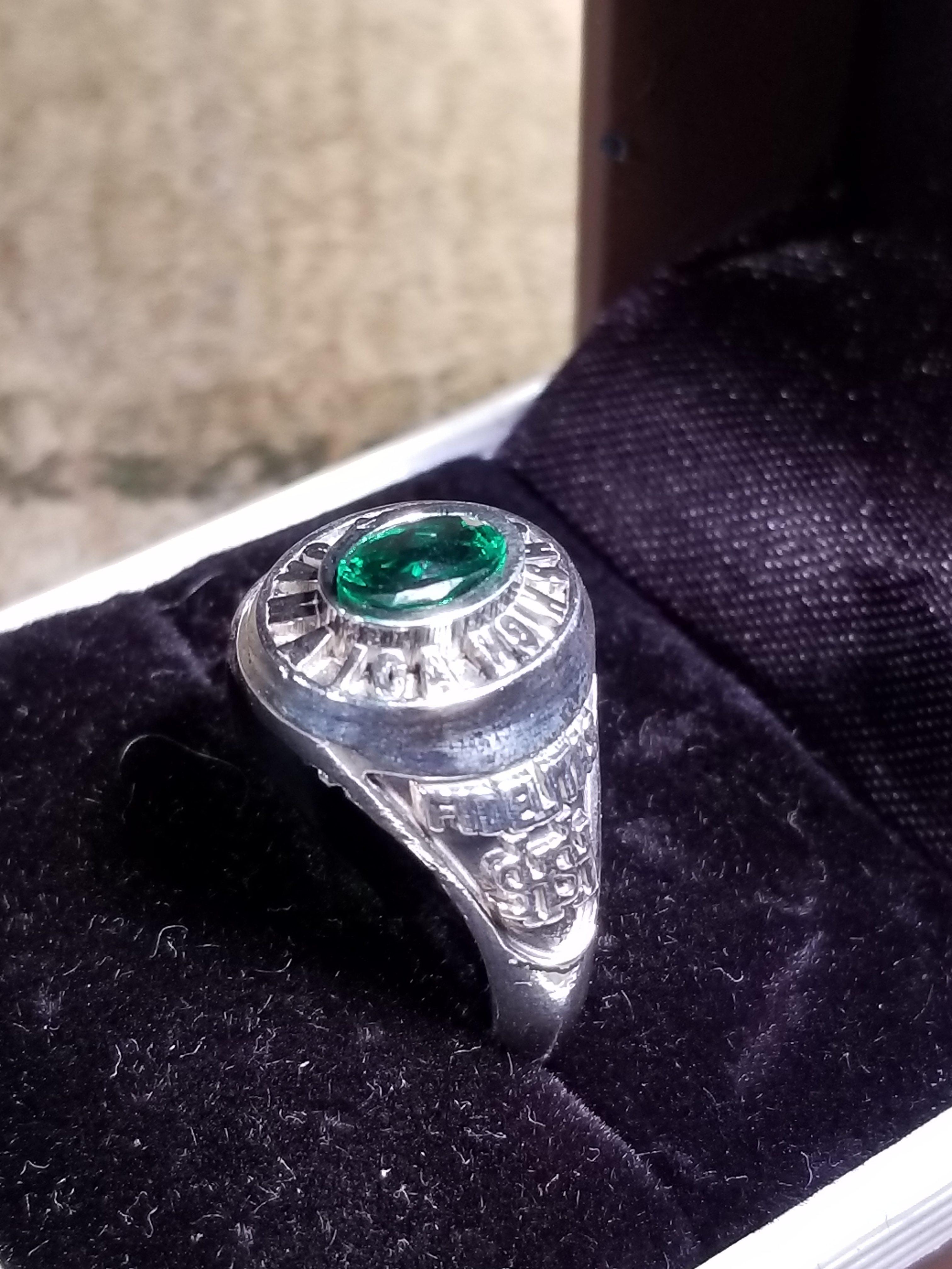 st hughs class graduation stone ring kingston jamaica